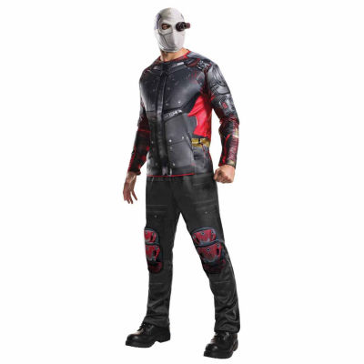 Suicide Squad: Deadshot Deluxe Adult Costume - OneSize Fits Most