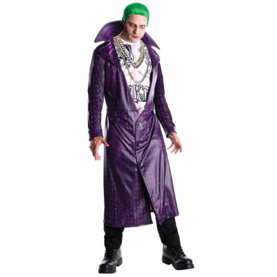 Suicide Squad: Joker Deluxe Adult Costume - One Size Fits Most
