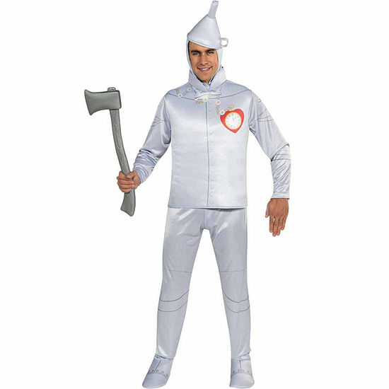 The Wizard Of Oz Tin Man Adult Costume One Sizefits Most