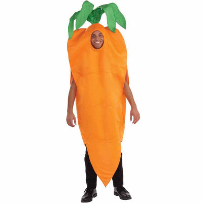 Carrot Adult Costume - Standard One-Size