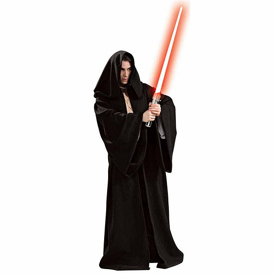 Star Wars Deluxe Sith Robe Adult Costume - One Size Fits Most