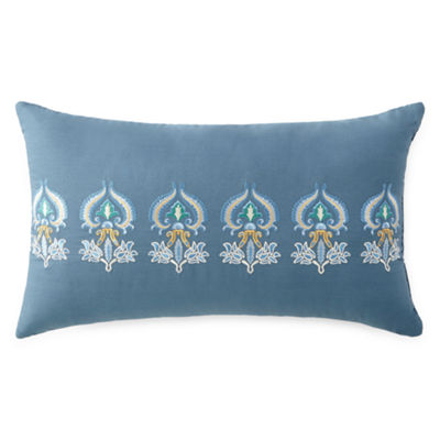 JCPenney Home Belcourt Oblong Decorative Pillow