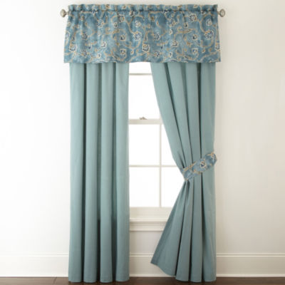 JCPenney Home Belcourt 2-pack Curtains
