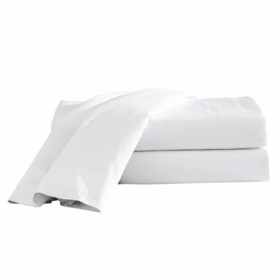 Hotel 24-pc. Easy Care Flat Sheet