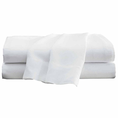 Hotel 24-pc. 300tc Easy Care Fitted Sheet
