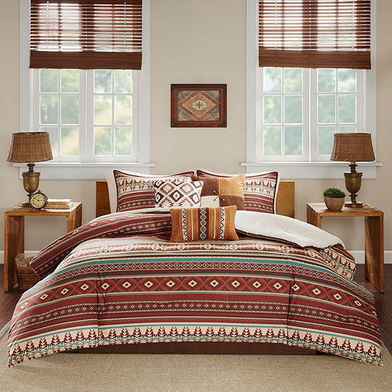Madison Park Davy 7 Pc Comforter Set