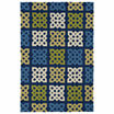 """Kaleen 7'6""""X9' Porch Panel Hand Tufted Rectangle Rugs"""