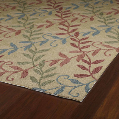 Kaleen Home And Porch Trellis Hand Tufted Rectangular Rugs