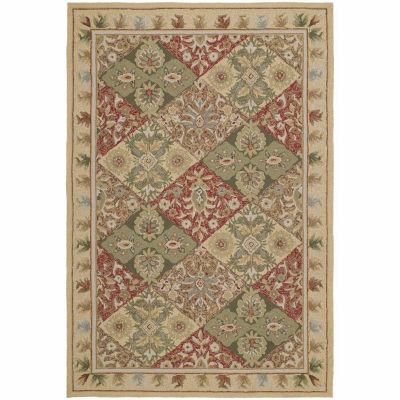 Kaleen Home And Porch Patchwork Hand Tufted Rectangular Rugs