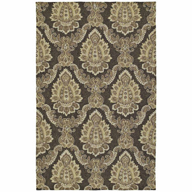 Kaleen Home And Porch Medallion Hand Tufted Rectangular Rugs