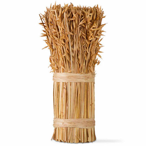 Tag Thanksgiving Wheat Bundle Tabletop Decor