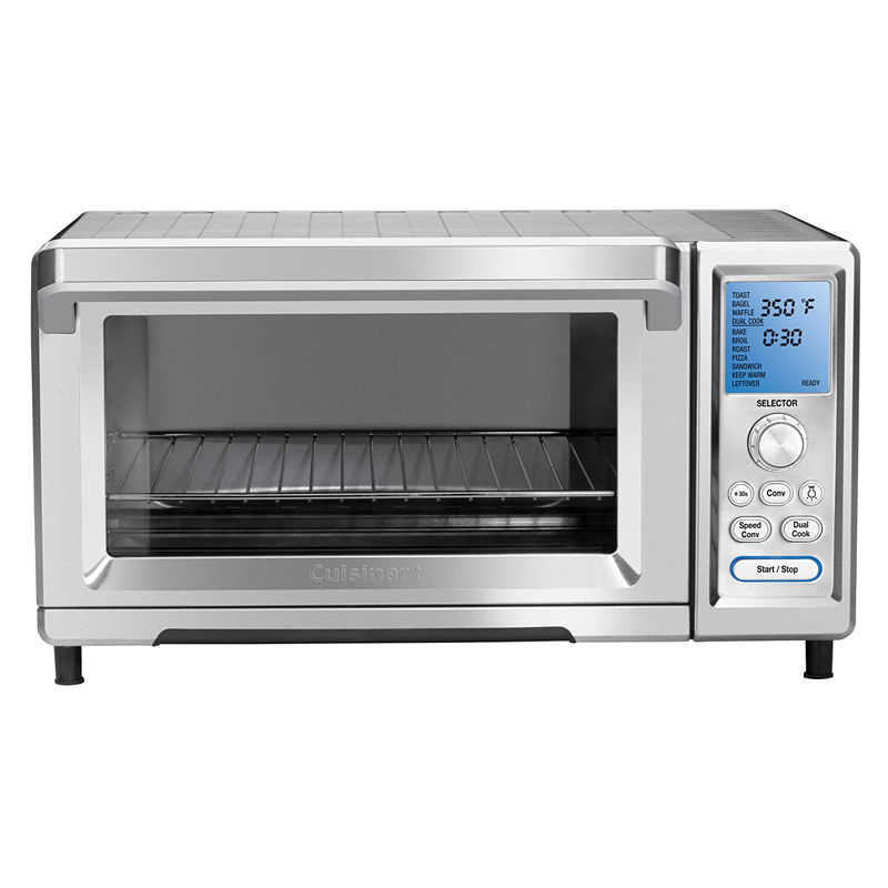 Cuisinart Chef's Toaster Convention Oven, Silver - Unisex - Toasters + Ovens - Toaster Ovens