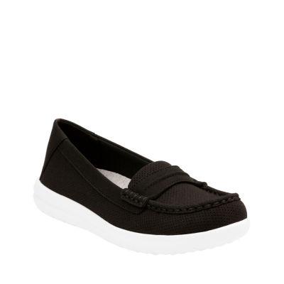 Clarks Jocolin Maye Womens Slip-On Shoes