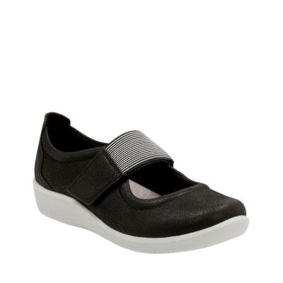 Clarks Sillian Cala Womens Slip-On Shoes