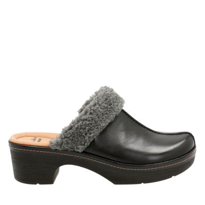 Clarks Preslet Grove Womens Clogs