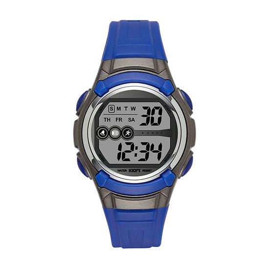 Womens Blue Strap Watch-Fmdjo105