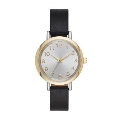 Womens Brown Strap Watch-Fmdjo113