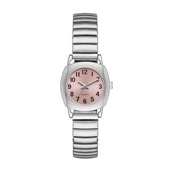Womens Silver Tone Expansion Watch Fmdjo117