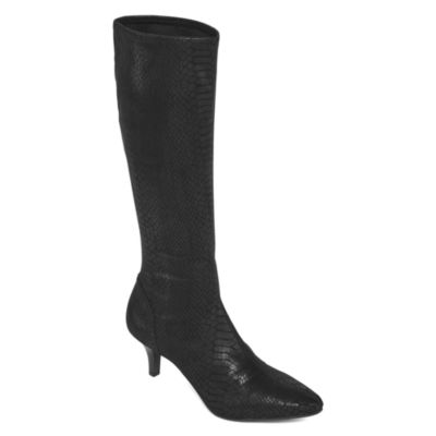 East 5th Naomi Dress Boots Wide Calf