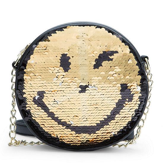 Sequin Crossbody Bag