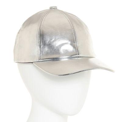 City Streets Metallic Baseball Cap