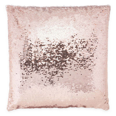 Mixit Reversible Sequin Throw Pillow
