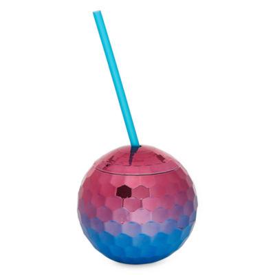 Mixit Disco Ball Tumbler Glass