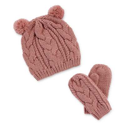 Mixit Mommy and Me Girls 4-6 Cold Weather Set