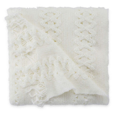Mixit Chenille Throw