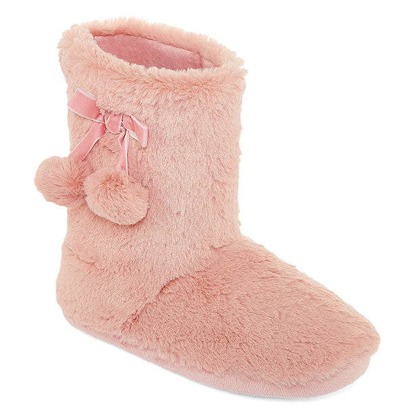 Mixit Mommy and Me Women's Bootie Slippers