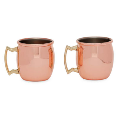 Mixit Moscow Mule Mug 2-pc. Shot Glass Set