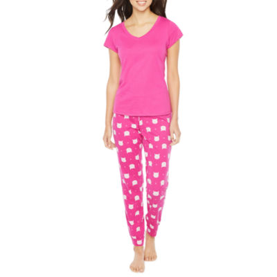 Sleep Chic 2-pc. Pant Pajama Set