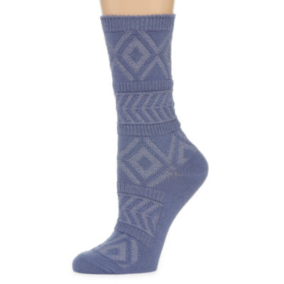 1 Pair Crew Socks - Womens