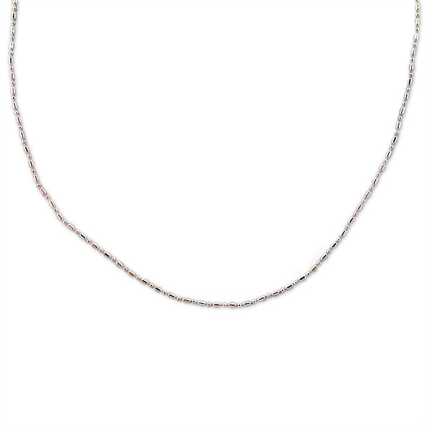 Sterling Silver 30 Inch Chain Necklace