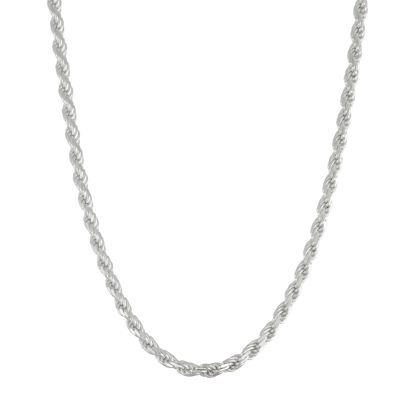 Sterling Silver 22 Inch Chain Necklace