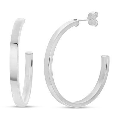 21.2mm Hoop Earrings