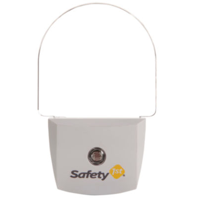 Safety 1st 2-Pack Auto Sensor Nightlight 2-pc. Plug Protectors