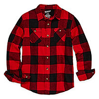 Flannels & Button-Front Shirts