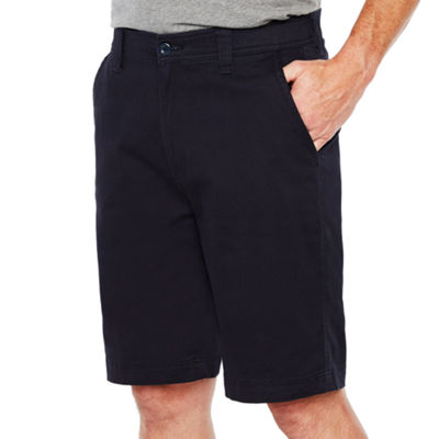 St. Johns Bay Comfort Stretch Flat Front Short