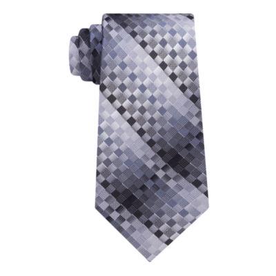 Van Heusen Vh Shaded Geometric Tie