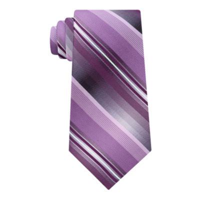 Van Heusen Vh Shaded Stripe Tie