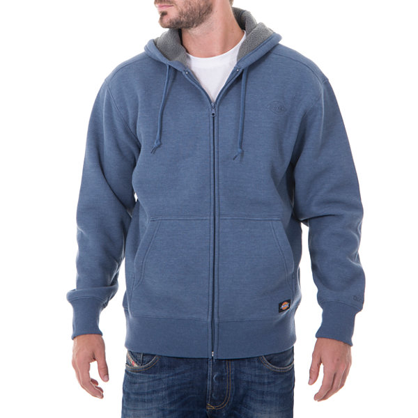 Dickies Thermal Sherpa Lined Full Zip Hoodie