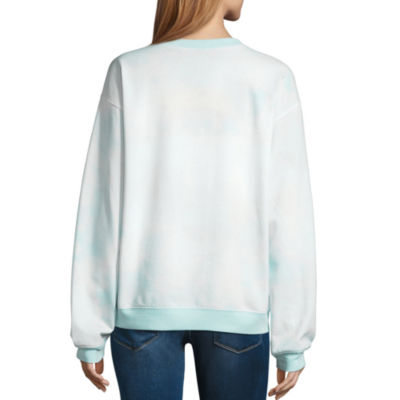 Hybrid Long Sleeve Sweatshirt-Juniors