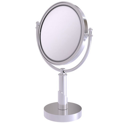 Allied Brass Soho Collection 8 Inch Vanity Top Make-Up Mirror 3X Magnification