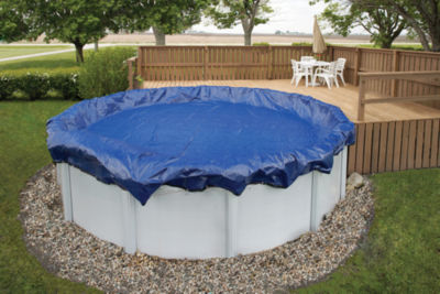 Gold 15-Year Round Above Ground Pool Winter Cover
