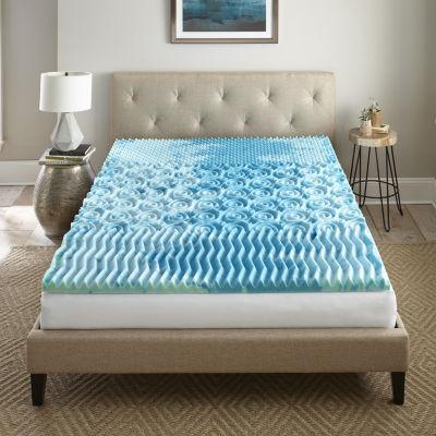 "Lane 2"" Gel mattress topper"