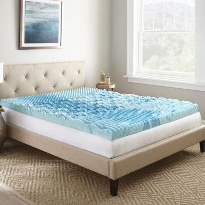 "Lane 3"" Gel mattress topper"""