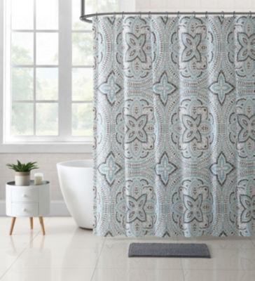 VCNY Allison 14-pc Shower Curtain Set