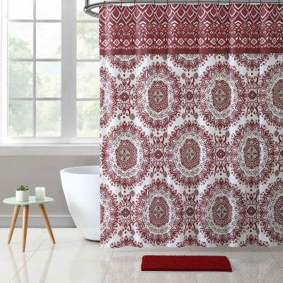 VCNY Phoebe 14-pc Shower Curtain Set