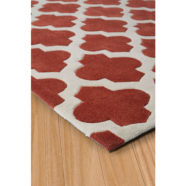 United Weavers Seattle Collection Quads Rectangular Rug